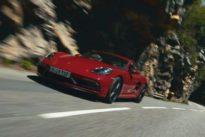 Nuevos modelos Porsche 718 GTS 4.0: excepcional precisión
