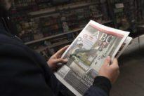 El decreto de paralización económica permite salir a comprar el periódico
