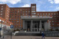 El Hospital Clínico San Carlos, en un ensayo de la OMS sobre Covid-19